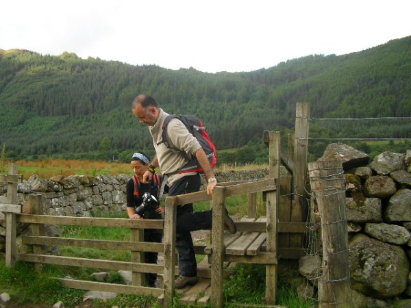 Ley de senderismo-trekking law
